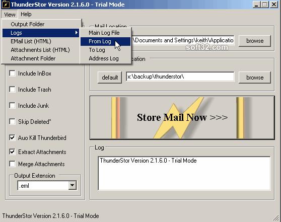 ThunderStor Screenshot 3