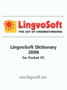 LingvoSoft Dictionary Turkish <-> Russian for Pocket PC 1
