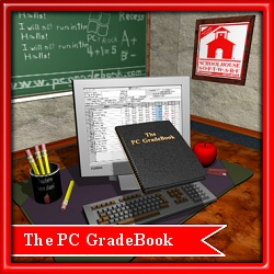 PC Gradebook Screenshot 1