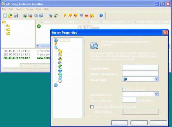 Alchemy Network Monitor PRO Screenshot 3