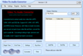 Crystal Video To Audio Converter 1