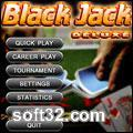 BlackJack Deluxe Screenshot 1