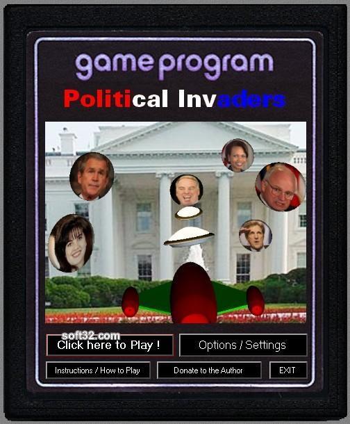 Political Invaders Screenshot 2