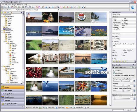 StudioLine Photo Classic Screenshot 2