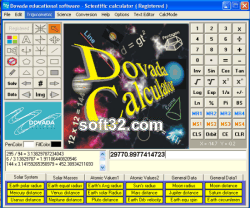 Dovada student calculator Screenshot 2