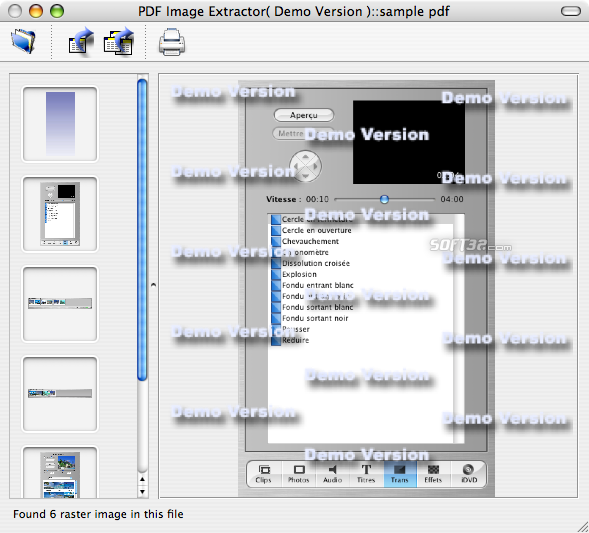 PDF Image Extractor Screenshot 4