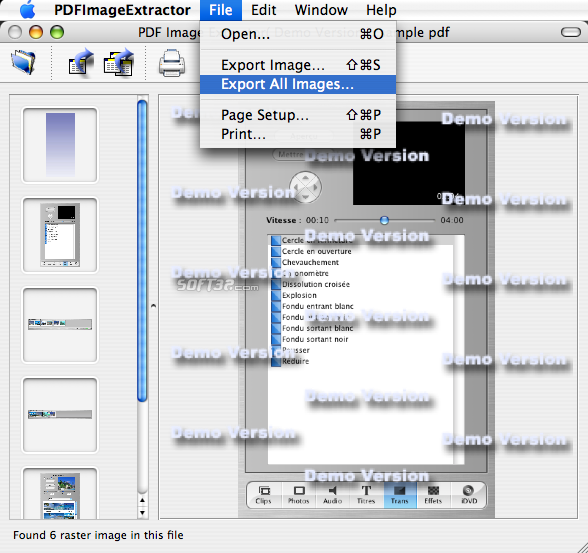 PDF Image Extractor Screenshot 5