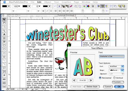Desktop Publisher Pro Screenshot 3