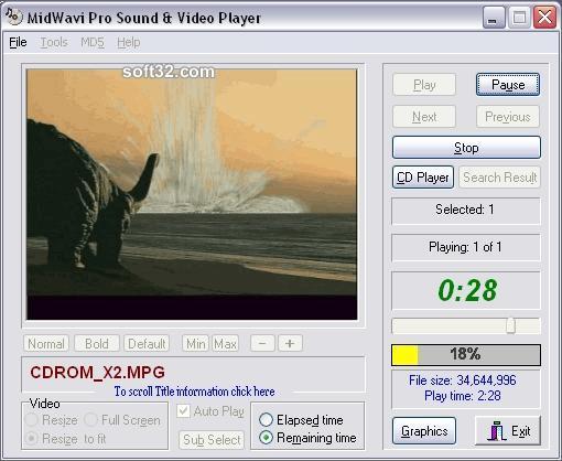 MidWavi Pro Screenshot 1