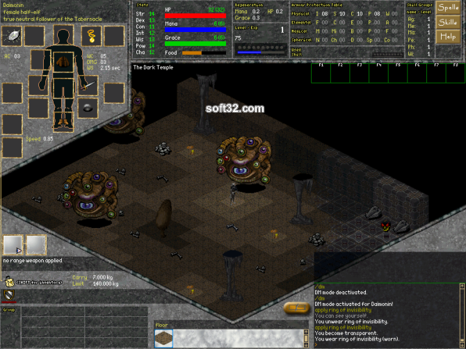 Daimonin Screenshot 2