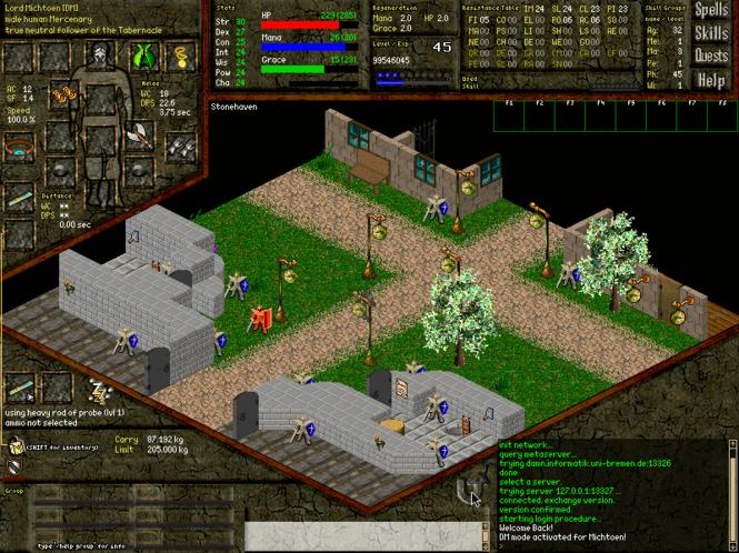 Daimonin Screenshot 1