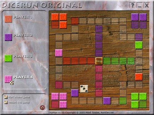 DiceRun Screenshot