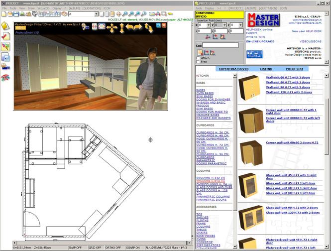 MASTER-DESIGN ART-SHOP X-Lite Screenshot 1
