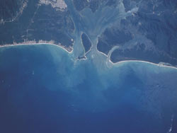 Earth from Space - Brasil Screen Saver Screenshot