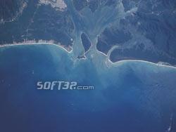 Earth from Space - Brasil Screen Saver Screenshot 3