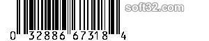 UPC EAN Barcode Font Screenshot 3