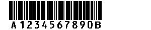 Codabar Barcode Premium Package Screenshot