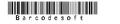 Telepen Barcode Font 1