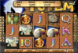 Totem Treasure Slots/Pokies Screenshot 1