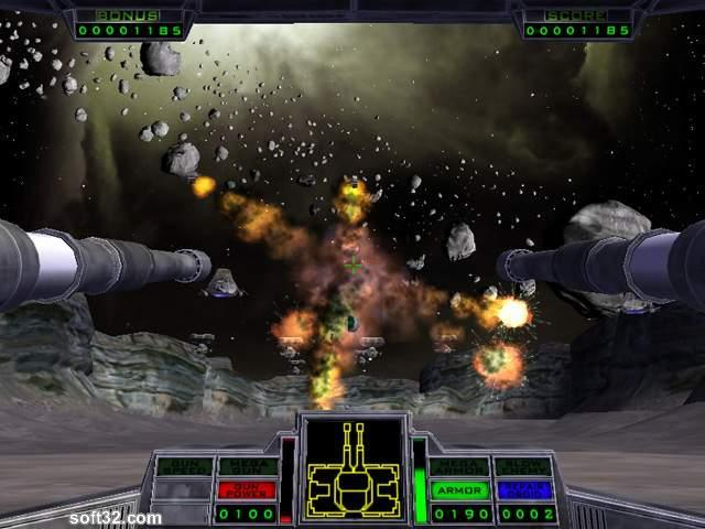 Last Galaxy Hero Screenshot