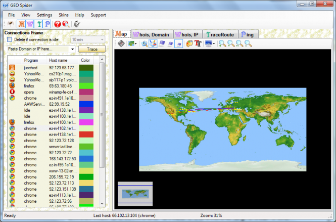 GEO Spider Screenshot 4