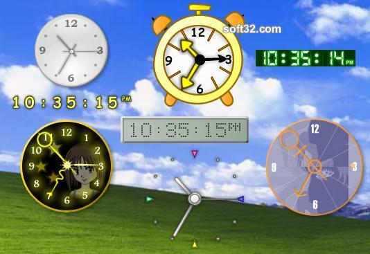 WinClock Screenshot