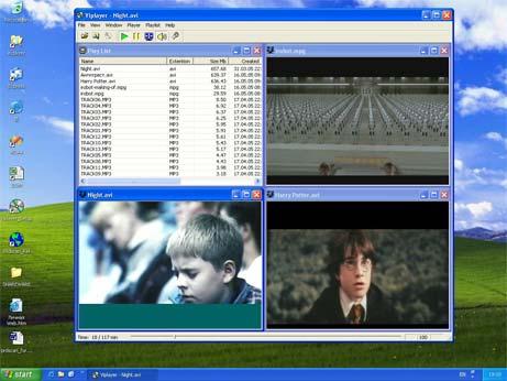 VIPlayer Screenshot