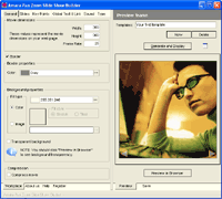 Amara Photo Animation Software Screenshot