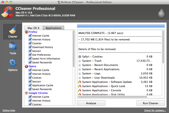 CCleaner Screenshot 5