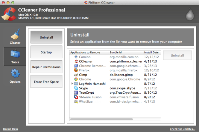CCleaner Screenshot 6