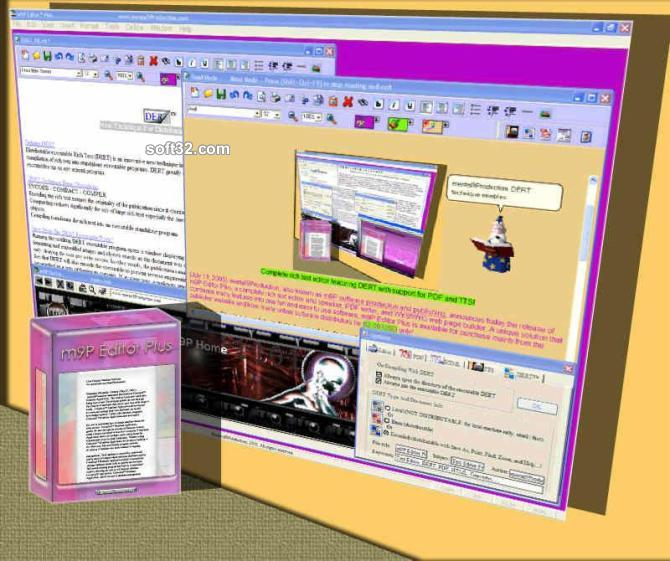 m9P Editor Plus Screenshot