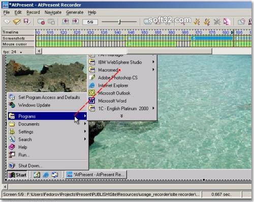 AtPresent Recorder Pro Screenshot 2