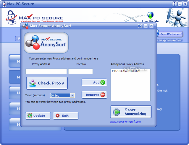 Max PC Secure Screenshot 8