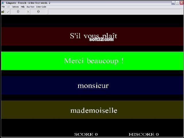 Linguata French Screenshot 1