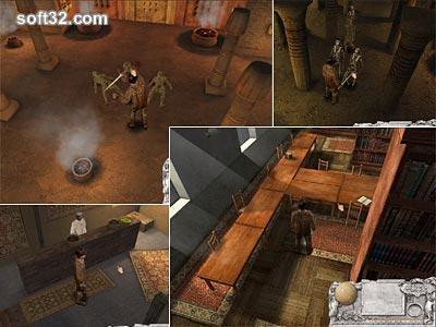 Bonez Adventures:Tomb of Fulaos Screenshot 2