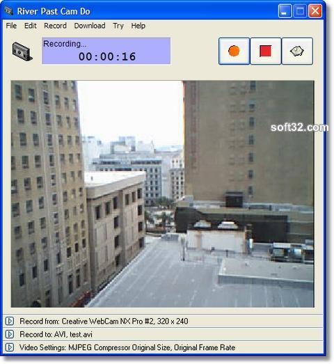 River Past Cam Do Webmaster Edition Screenshot 3