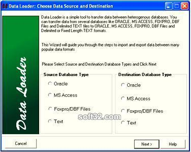 Data Loader Screenshot 3