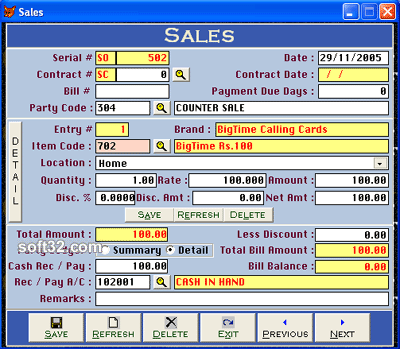 Cleantouch Trading Control System Ver 2.0 - Professional Edition Screenshot 3