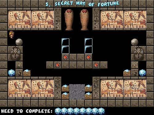 Crystal Cave Gold Screenshot 2