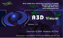 Anything3D Pano Viewer Screenshot 1