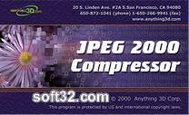 JPEG 2000 Compressor Screenshot 2