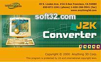 J2K Converter Screenshot 2
