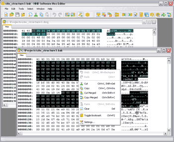 Hex Editor Screenshot 1