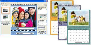 EZ Photo Calendar Creator Screenshot 3