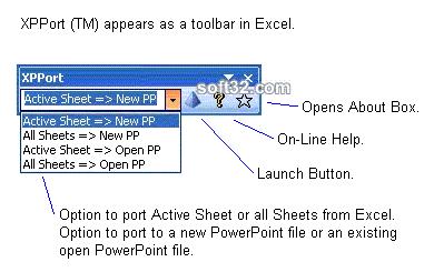 XPPort Screenshot 2