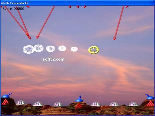Missile Commander XP Screenshot 2