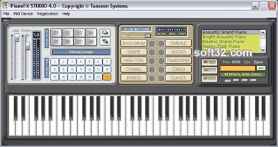 PianoFX STUDIO Screenshot 3