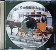 Island Screensaver Memories Screenshot