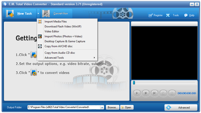 Download total video converter 371 screenshots of total video converter ccuart Choice Image