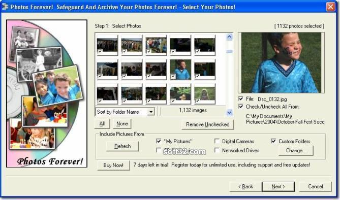 Acoustica Photos Forever Screenshot 5